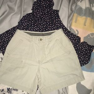 Columbia brand shorts, Size 6